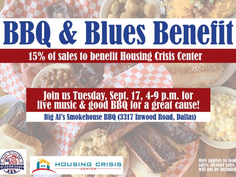 BBQ & Blues Benefit