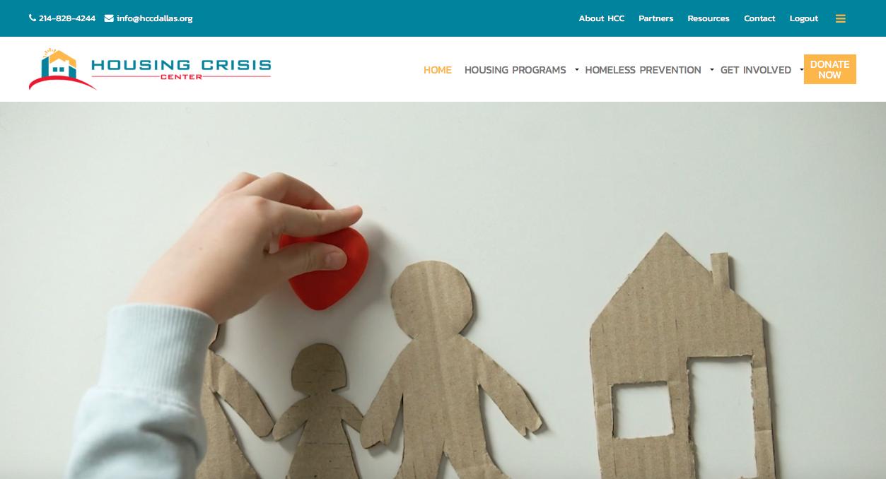 Home - Housing Crisis Center